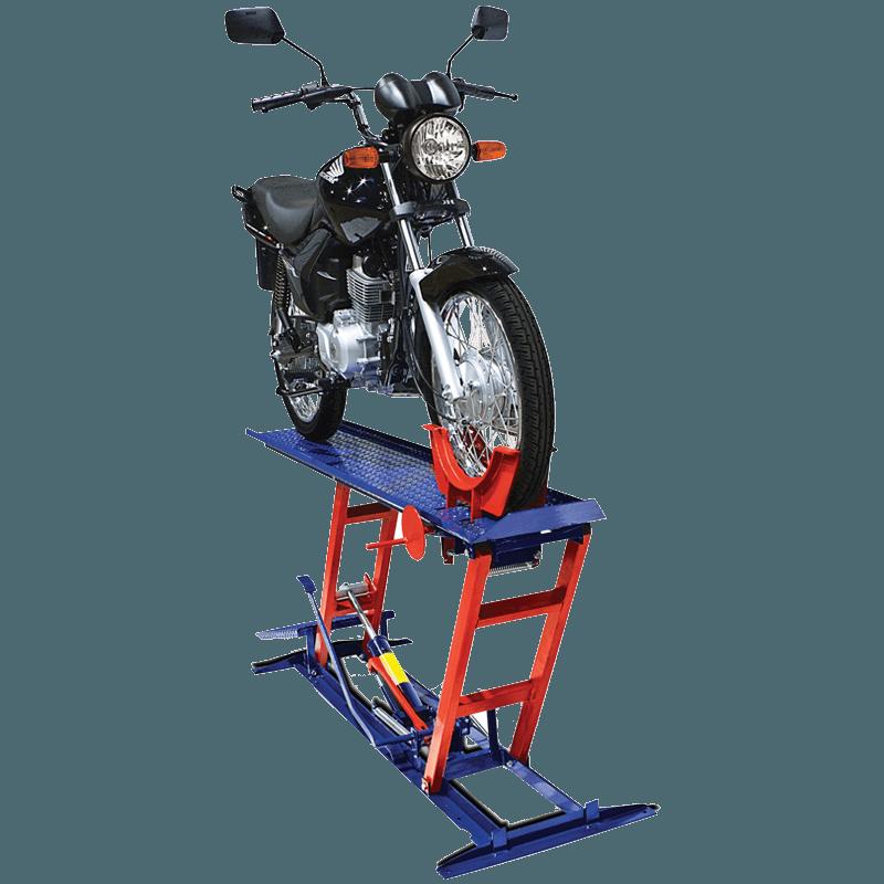 Rampa Hidráulica para Moto 2e4Rodas 250Kg – EMCH250