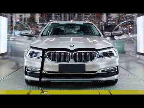 A BMW abre sua fábrica em Dadong – Shenyang, na China.