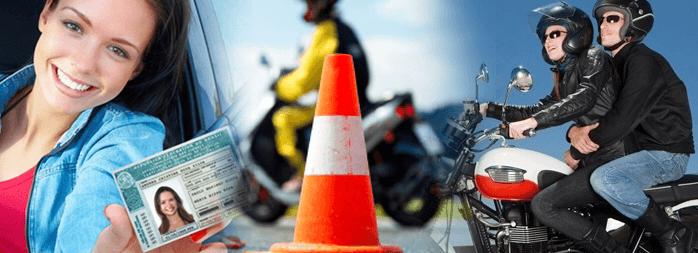 Quais são as diferentes legislação de motos