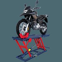 Elevador Pneumático de Moto DEQP350