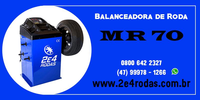 Balanceadora de Roda DEQ70