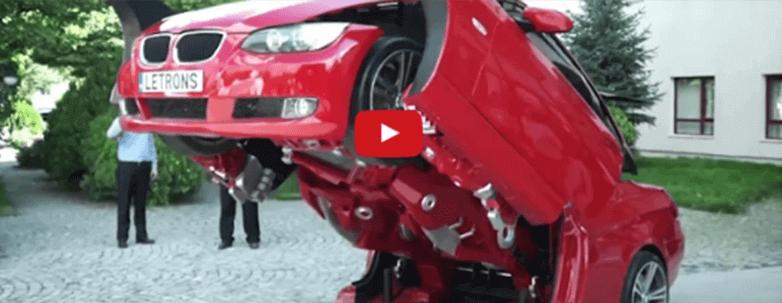 5 Carros Transformers da vida real