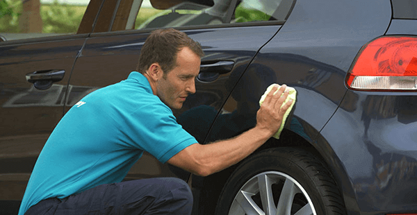 Como polir o carro?