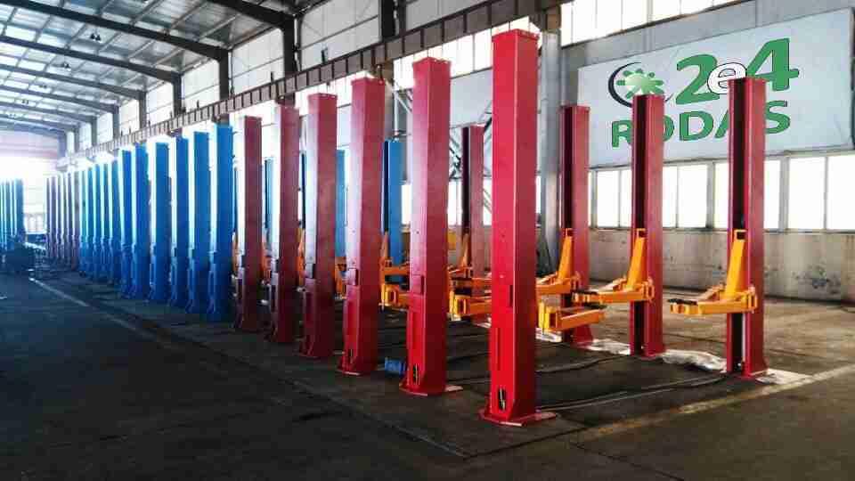 Elevador Automotivo – 4,2 ton