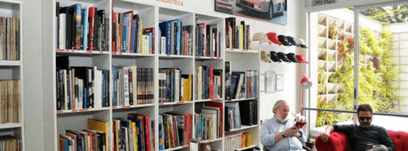 Como é o 1º museu da imprensa automotiva do mundo