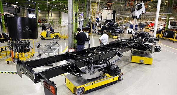 Por que terá novas montadoras de caminhões no Brasil?