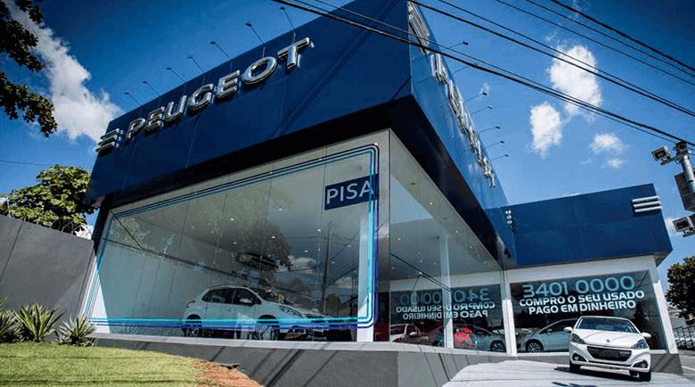 Peugeot inaugura segunda concessionária em Belo Horizonte