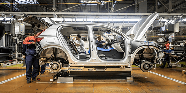 Onde a Volvo começou a produzir o XC40