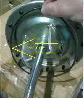 gaxeta do cilindro