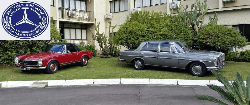 Conheça o Mercedes-Benz Clube Caxias do Sul-RS