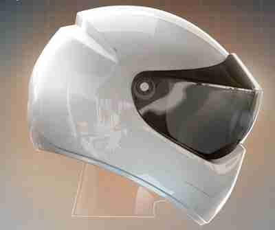 Conheça o capacete de motociclista com GPS