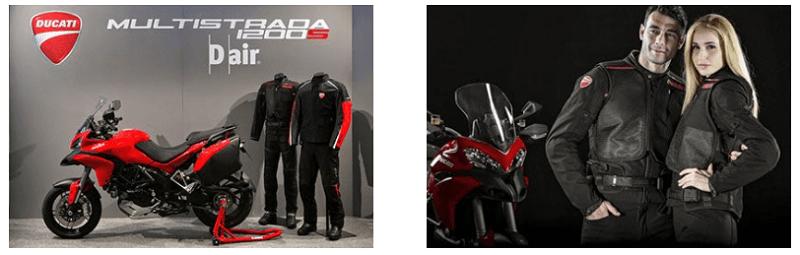 Conheça o Sistema de Jaqueta Air-Bag sem Fio.
