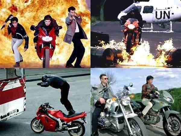 As motos mais icônicas do cinema