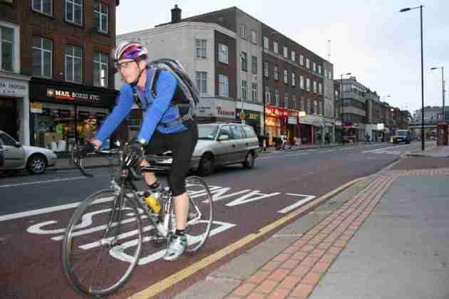 Qual a vantagem ter ciclovia na cidades?