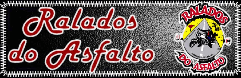 Conheça o Moto Clube Ralados do Asfalto