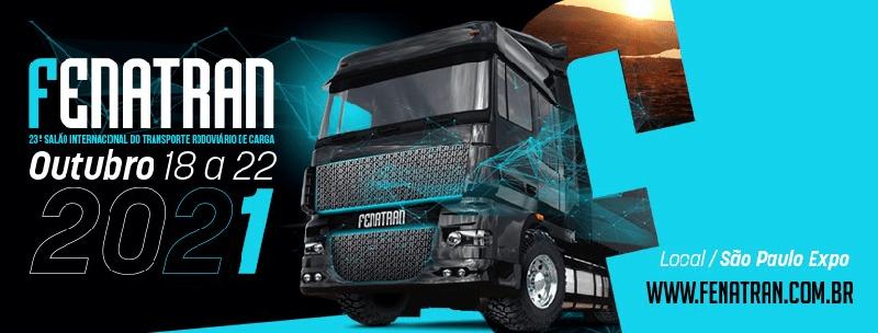 Fenetran 2021 – 23º Salão Internacional do Transporte Rodoviário de Carga