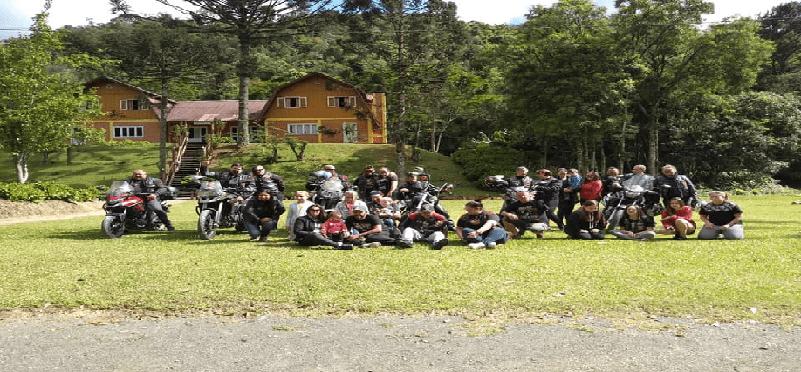 Conheça o 100 Limite Moto clube